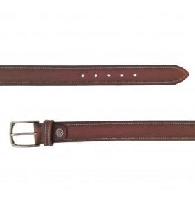 Cinturón  piel napa cuero 4105