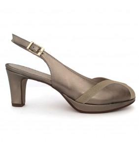 Sandalia  piel napa cava 0391
