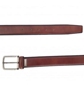 Cinturón piel napa cuero 130