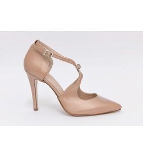 Zapato  piel charol afrodita 96286